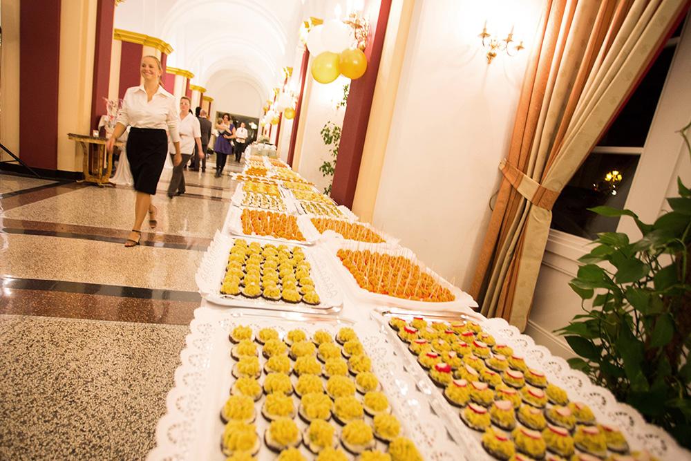 Das ayurvedische Fest-Buffet