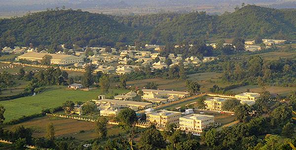 Brahmasthan, Indien