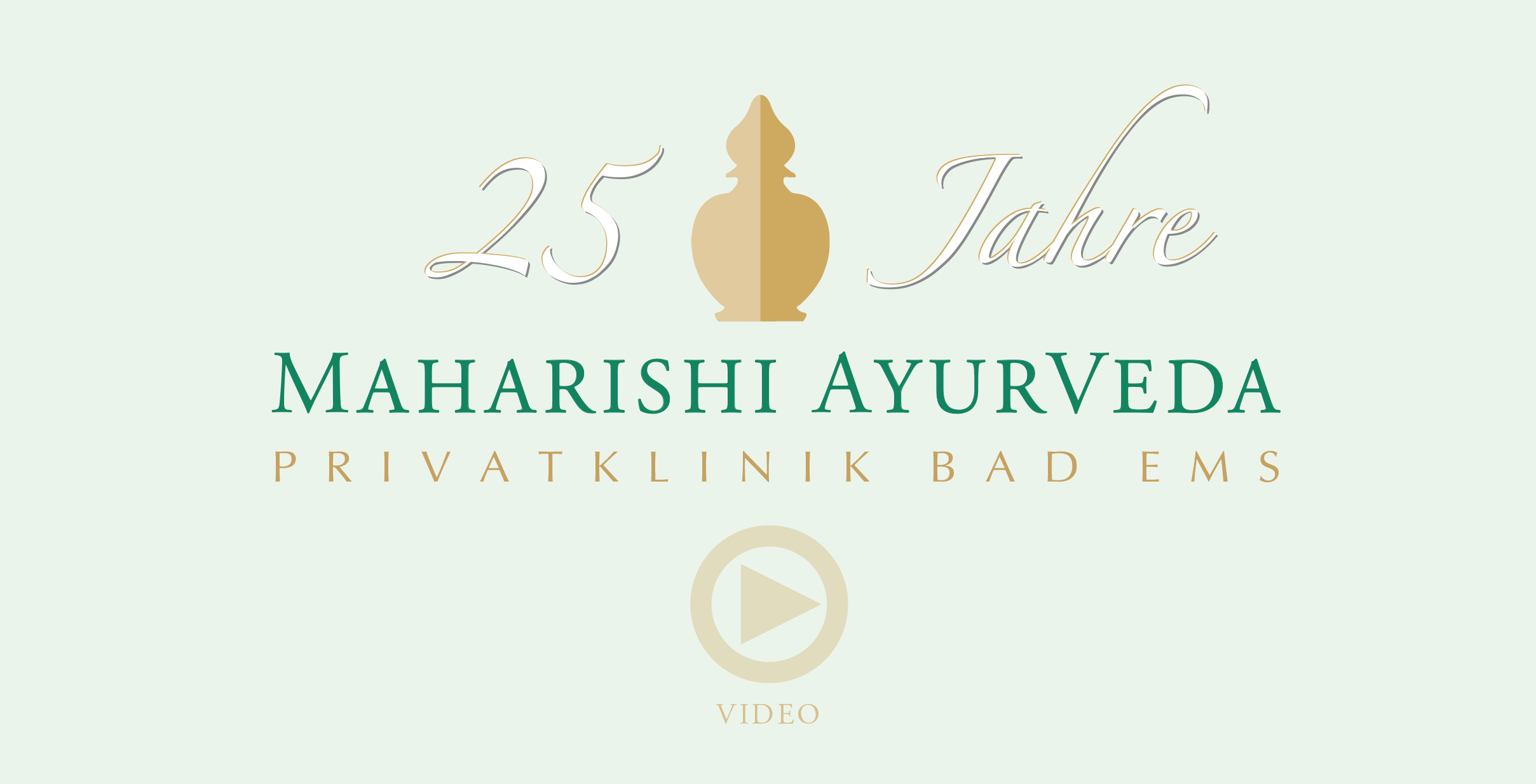 25-jähriges Jubiläum, Videotitel