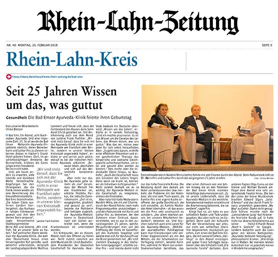 Rhein-Lahn-Zeitung