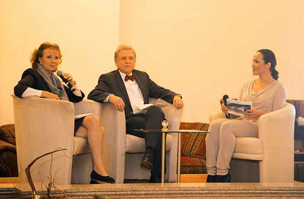 Dr. Karin Pirc, Lothar Pirc, Nandini Mitra