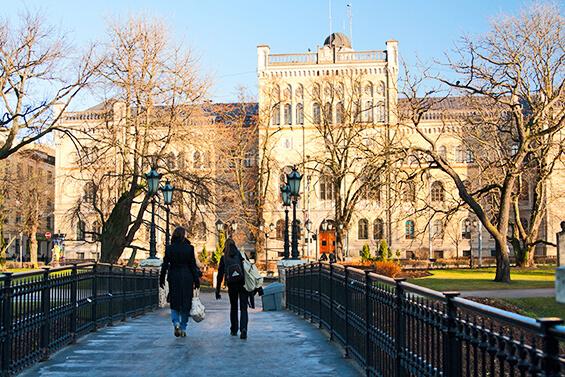 Universitaet Lettland