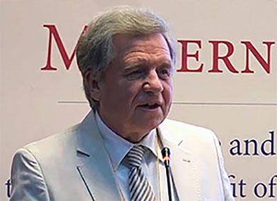 Lothar Pirc, Nepalkongress 2019