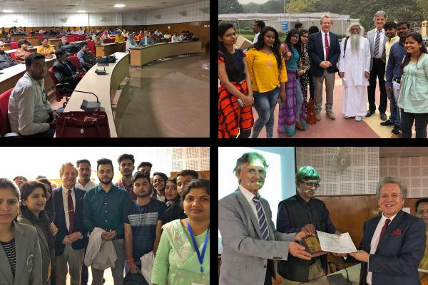 Lothar Pirc, Banaras Hindu University
