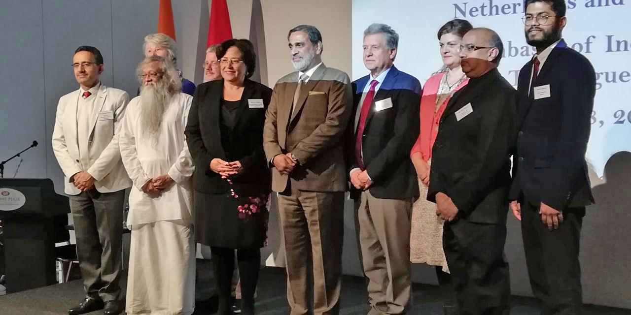 Redner der Konferenz, Den Haag, 2020