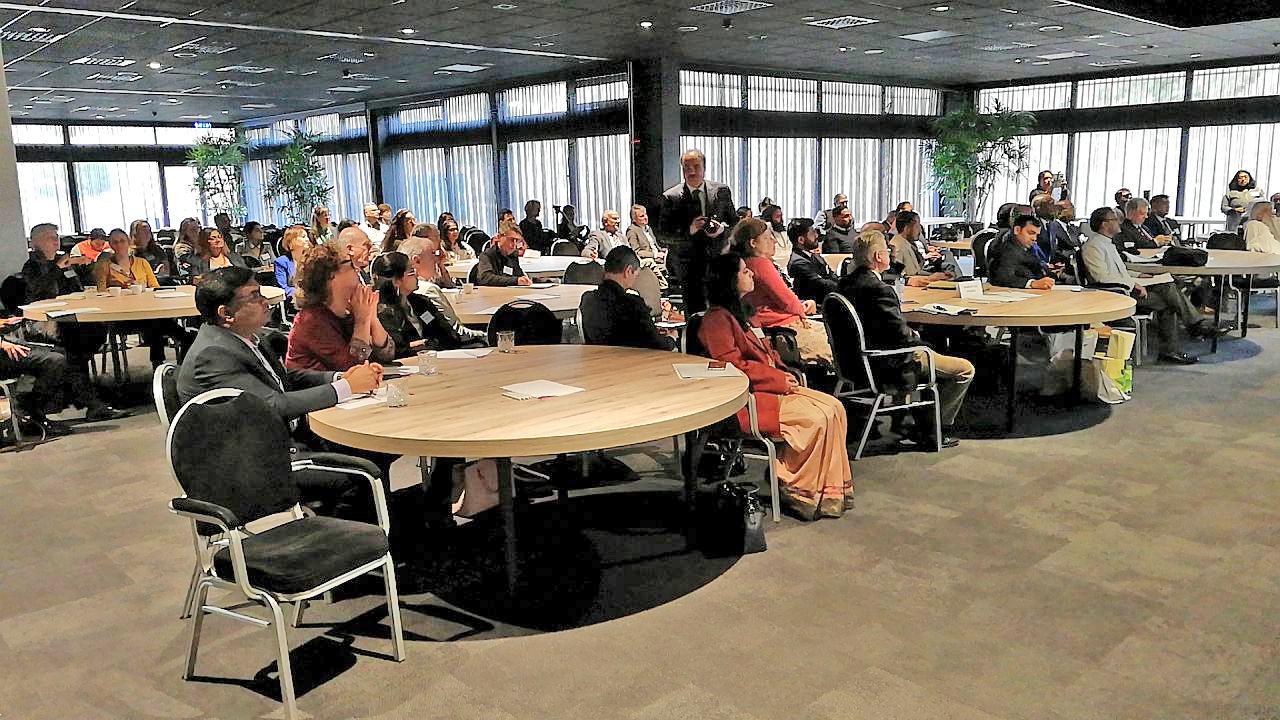 Konferenz, den Haag, 2020